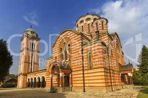 Orthodox Christian Church of Holy Trinity, Banja Luka, Bosnia an