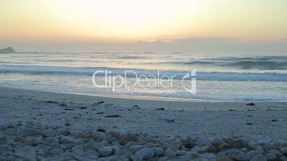 Spanish Bay Beach in Pacific Grove