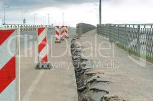 asphalt, repair, broken, pavement, road, old