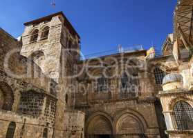 Church of the Holy Sepulchre, Jerusalem, Isreal