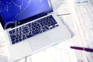 Notebook Aktien Analyse
