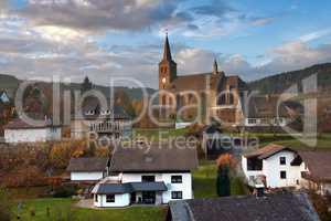 View from Zueschen