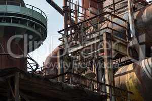 Eisenwerk Detailansicht #373
