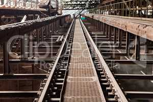 Eisenwerk Rollenbahn #375