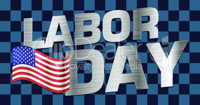 Lettering Labor Day