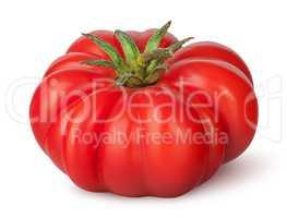 Fresh heirloom tomato