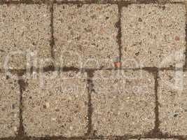Cobblestone texture background