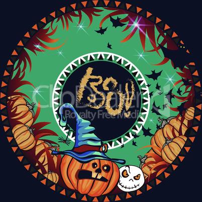 Halloween Banner dark