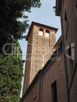Santo Stefano church in Bologna