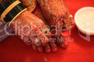Hindu Bride Traditions