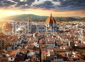 Maria del Fiore in Florence