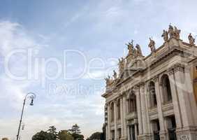 Basilica di San Giovanni in Laterano in Rome