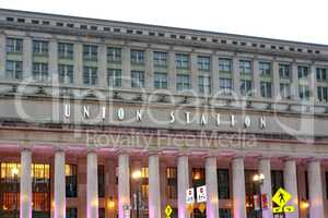 Union Station in Chicago