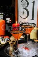 Cocktails for Halloween