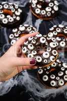 Donut for Halloween