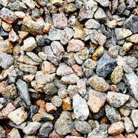 Gravel. Pebbles. Small stones.