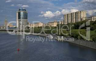 Russia  Moscow  City View
