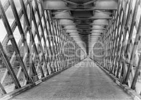 Puente Internacional über den Rio Minho, Valenca, Portugal