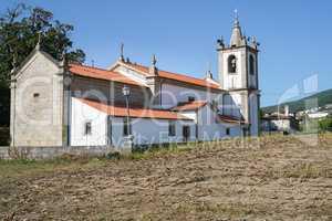 Kapelle von Tamel, Camino de Santiago, Portugal