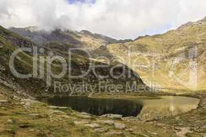 Spronser Seen in Südtirol, Italien, Spronser Lakes in south Tyr