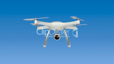 Drone (unmanned aerial vehicle)