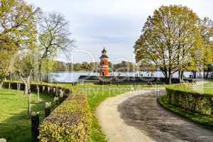 Lighthouse of Moritzburg