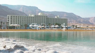 Dead Sea recreation area