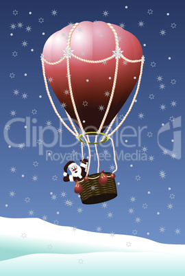 Santa's balloon.eps
