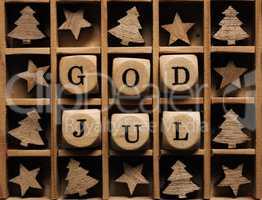 God Jul, Scandinavian Merry Christmas