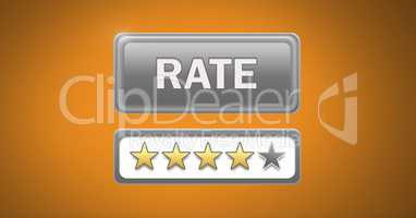 rate button and review stars