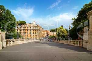 Piazza aracoeli Rome