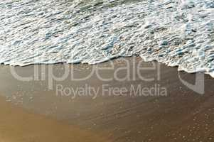 a small wave of the sea, the Baltic sea waves, seascape