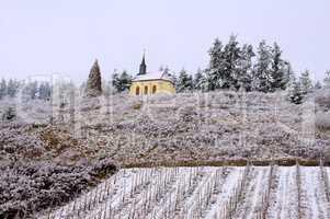 Herz-Jesu Kapelle bei Kröv