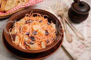 Gluten-free vegan salad