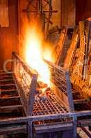 flame salmon