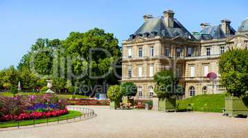 Luxembourg Palace France