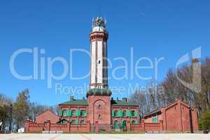 Lighthouse in Niechorze