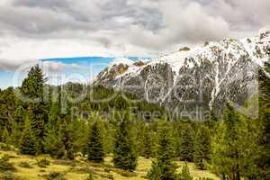 Nature Park Geisler-Puez in South Tyrol