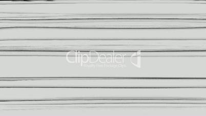 (Horizontal Distorted Abstract Lines  8