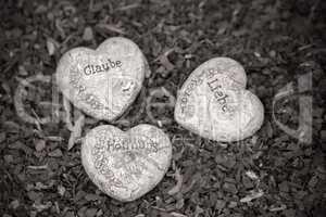 Glaube - Liebe - Hoffnung