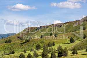 Eastern Oregon Hillside