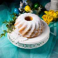 Polish Easter cake