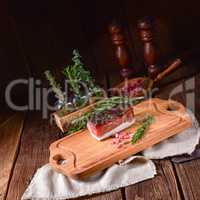 smoked South Tyrolean bacon