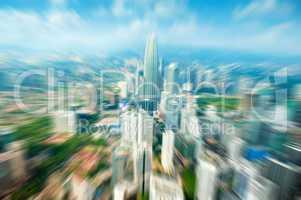 Zoom Kuala Lumpur city Malaysia