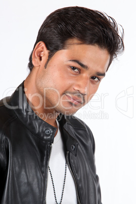 Young Handsome Indian
