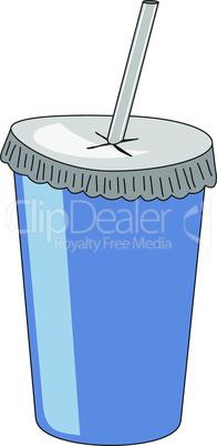Cardboard drink cup