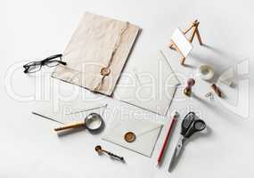 Art and craft stationery