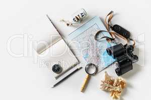Stationery, travel accessories