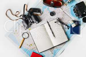 Travel accessories and items