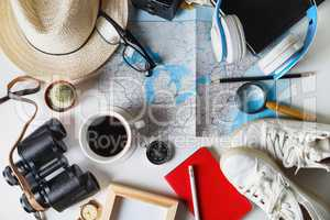 Travel accessories, items